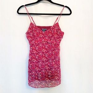 American Eagle Outfitters Floral Camisole Top XS